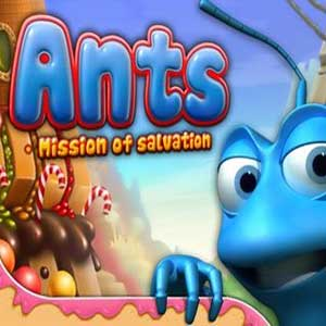Ants Mission of the salvation