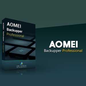 Comprar AOMEI Backupper Professional CD Key Comparar Precios