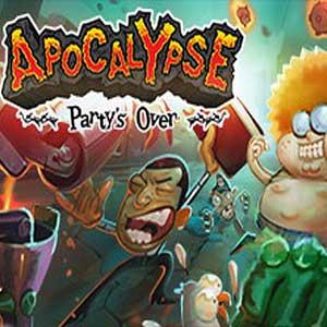 Comprar Apocalypse Partys Over CD Key Comparar Precios