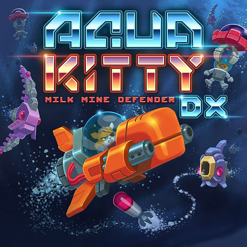 Comprar Aqua Kitty Milk Mine Defender DX Ps4 Code Comparar Precios