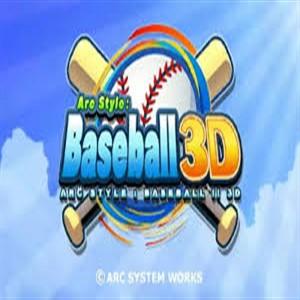 ARC STYLE Baseball 3D
