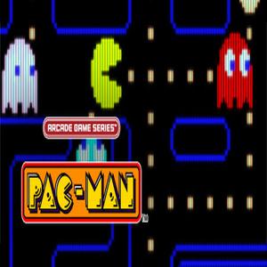 ARCADE GAME SERIES PAC-MAN