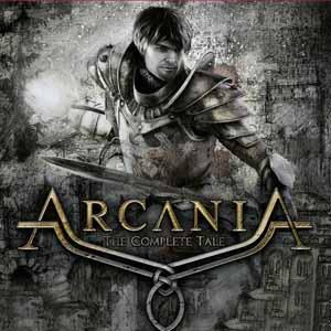 Comprar Arcania The Complete Tale Ps3 Code Comparar Precios
