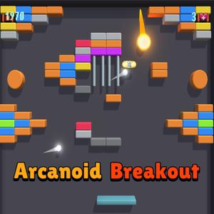 Arcanoid Breakout