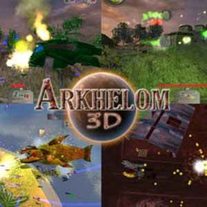 Comprar Arkhelom 3D CD Key Comparar Precios