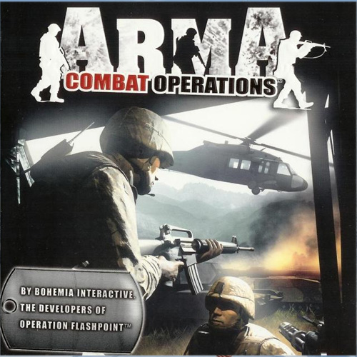 Comprar ARMA Combat Operations CD Key Comparar Precios