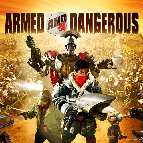 Comprar Armed and Dangerous CD Key Comparar Precios
