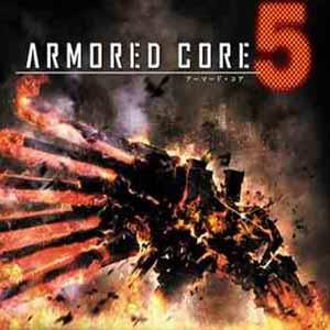 Comprar Armored Core 5 Ps3 Code Comparar Precios
