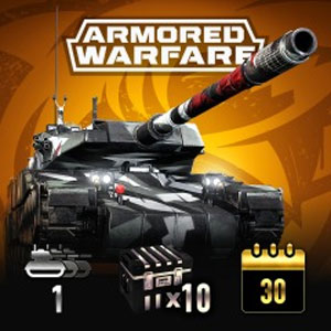 Armored Warfare Stingray 2 Shark Improved Pack