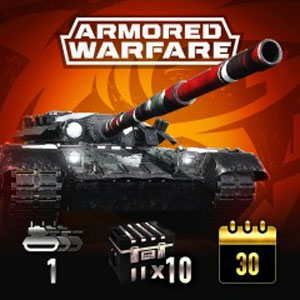 Armored Warfare T-80U Shark Improved Pack