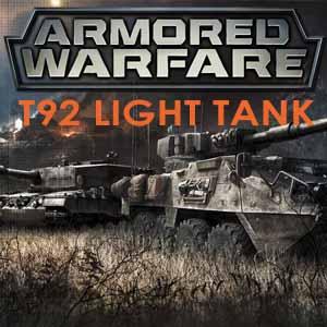 Comprar Armored Warfare T92 Light Tank CD Key Comparar Precios