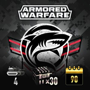 Armored Warfare Ultimate Shark Bundle