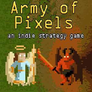Comprar Army of Pixels CD Key Comparar Precios