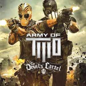 Comprar Army of Two The Devils Cartel Xbox 360 Code Comparar Precios