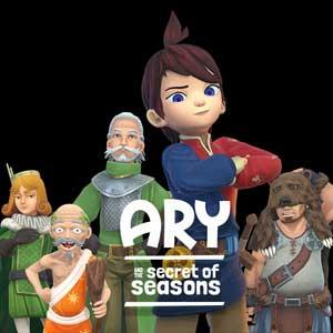 Comprar Ary and the Secret of Seasons CD Key Comparar Precios