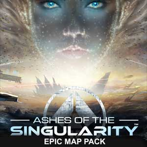 Comprar Ashes Of The Singularity Epic Map Pack CD Key Comparar Precios