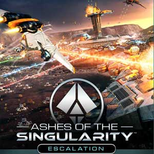 Comprar Ashes of the Singularity Escalation CD Key Comparar Precios