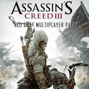 Comprar Assassins Creed 3 Red Coat Multiplayer Pack CD Key Comparar Precios