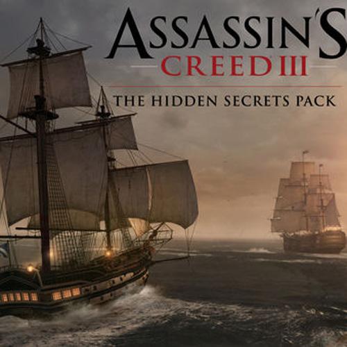Comprar Assassins Creed 3 The Hidden Secrets Pack CD Key Comparar Precios