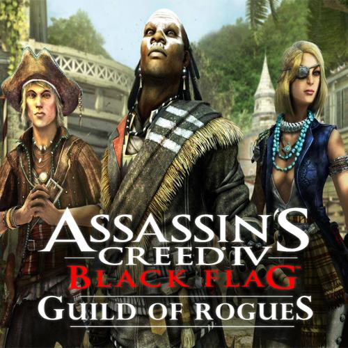 Comprar Assassins Creed 4 Black Flag Guild of Rogues CD Key Comparar Precios