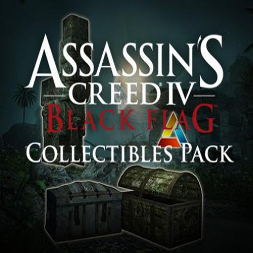 Assassin's Creed 4 Black Flag Time Saver Collectibles Pack