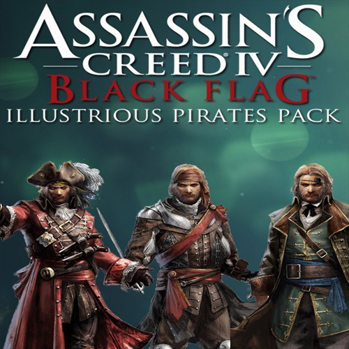 Comprar Assassins Creed 4 Illustrious Pirates CD Key Comparar Precios