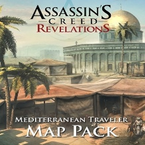 Comprar Assassin's Creed Revelations Mediterranean Traveler Map Pack CD Key Comparar Precios