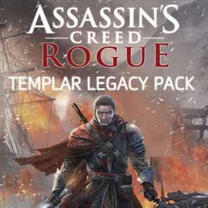 Assassins Creed Rogue Templar Legacy Pack