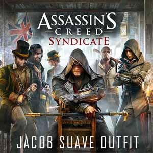 Comprar Assassins Creed Syndicate Jacob Suave Outfit PS4 Code Comparar Precios