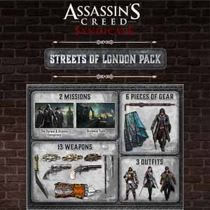 Comprar Assassins Creed Syndicate Streets of London Pack CD Key Comparar Precios