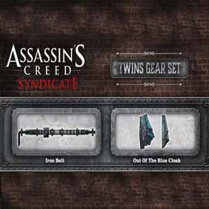 Comprar Assassins Creed Syndicate Twins Gear Set CD Key Comparar Precios