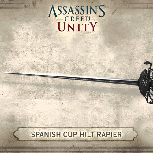 Comprar Assassins Creed Unity Spanish Hilt Rapier CD Key Comparar Precios