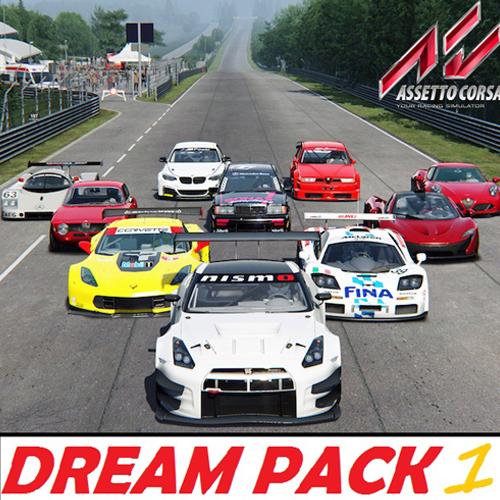 Comprar Assetto Corsa Dream Pack 1 CD Key Comparar Precios