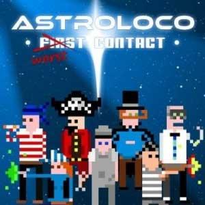 Comprar Astroloco Worst Contact CD Key Comparar Precios