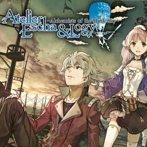 Comprar Atelier Escha and Logy Alchemists Of The Dusk Sky Ps3 Code Comparar Precios