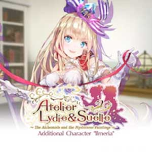 Atelier Lydie and Suelle Additional Character Ilmeria