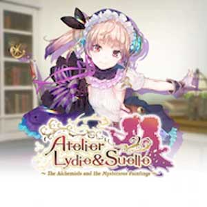 Atelier Lydie and Suelle New Outfit for Lydie Smart & Sweet