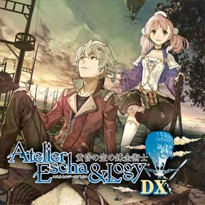 Atelier Shallie Alchemists of the Dusk Sea DX