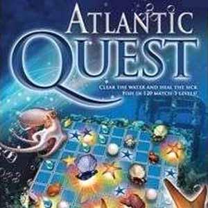 Comprar Atlantic Quest Nintendo 3DS Descargar Código Comparar precios