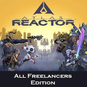 Comprar Atlas Reactor All Freelancers Edition CD Key Comparar Precios
