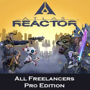 Comprar Atlas Reactor All Freelancers Pro Edition CD Key Comparar Precios