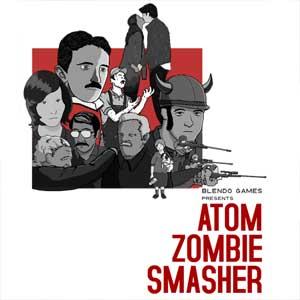 Comprar Atom Zombie Smasher CD Key Comparar Precios