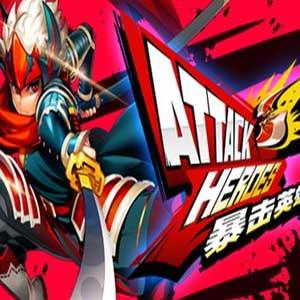 Comprar Attack Heroes CD Key Comparar Precios