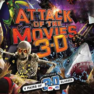 Comprar Attack of the Movies 3D Xbox 360 Code Comparar Precios