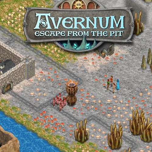 Comprar Avernum Escape From The Pit CD Key Comparar Precios