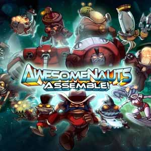 Comprar AwesomeNauts Assemble Ps4 Code Comparar Precios