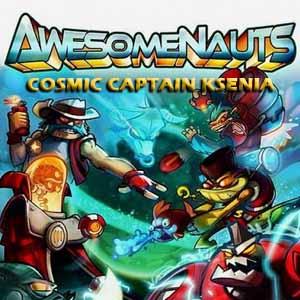 Comprar Awesomenauts Cosmic Captain Ksenia Skin CD Key Comparar Precios
