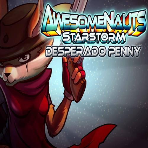 Awesomenauts Desperado Penny