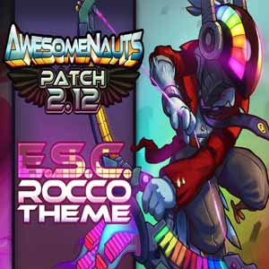 Comprar Awesomenauts Electronic Supersonic Cybertronic Rocco Skin CD Key Comparar Precios