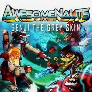 Comprar Awesomenauts Genji the Grey Skin CD Key Comparar Precios
